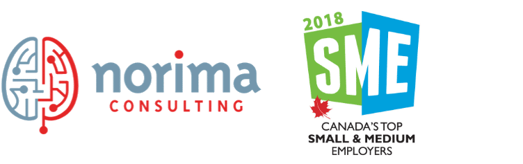 Norima Named One of Canada's Top Small & Medium Employers for 2018