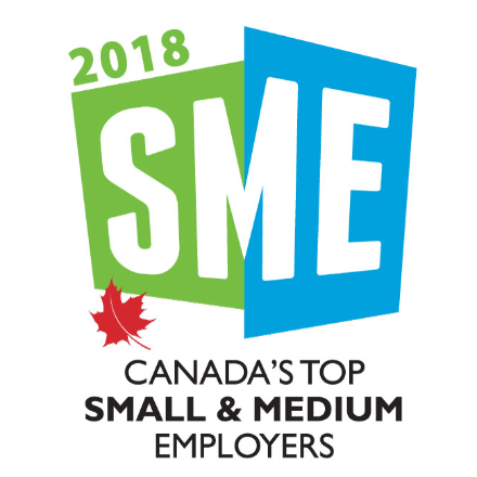 Canada's Top Small & Medium Employers